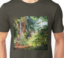 Landscape With Poppies Unisex T-Shirt