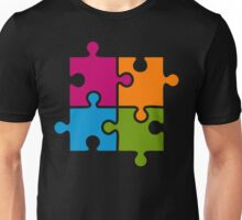 Hipster Puzzle Cool T-Shirts Unisex T-Shirt