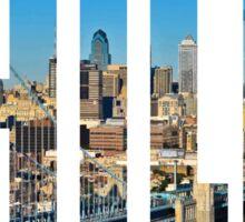Philadelphia Sticker