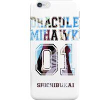 Dracule Mihawk  iPhone Case/Skin