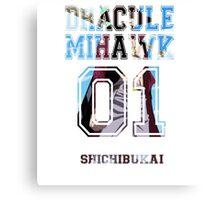 Dracule Mihawk  Canvas Print