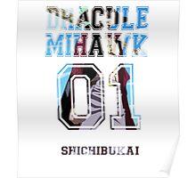Dracule Mihawk  Poster
