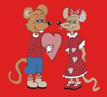 Of Mice And Love One Piece - Long Sleeve