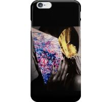 """Butterfly Girl""  iPhone Case/Skin"