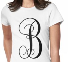 B3 Womens Fitted T-Shirt