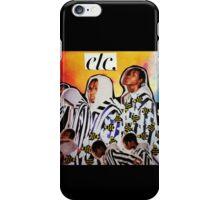 """No More Etc.""  iPhone Case/Skin"