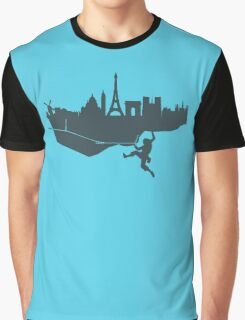 Urban Climber – Paris Graphic T-Shirt
