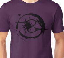 Severed Scissors Logo - no words Unisex T-Shirt