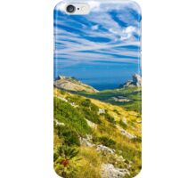 Cap de forementor iPhone Case/Skin