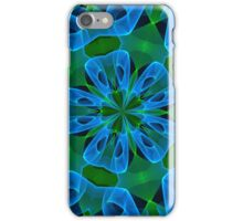 abstract soft pedals iPhone Case/Skin