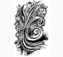 Eyes on You, Ink Drawing Unisex T-Shirt