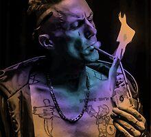Cash Money Rap Gangster by jerasky