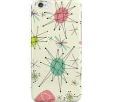 Atomic 50s iPhone Case/Skin