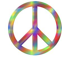 Hippie Peace Love by MrAnthony88
