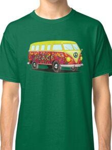 Hippie Van Peace Classic T-Shirt