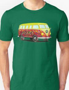 Hippie Van Peace T-Shirt