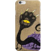 Haunted Greetings from the Mountains of Madness iPhone Case/Skin
