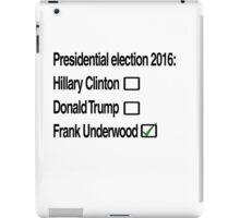 Vote for america iPad Case/Skin