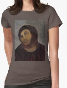 Ecce Homo, Spanish Fresco Restoration Botch T-Shirt