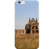 Whitby Abbey 1.0 iPhone Case/Skin