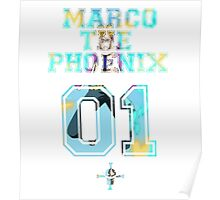 Marco The Phoenix  Poster