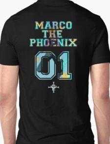 Marco The Phoenix  Unisex T-Shirt