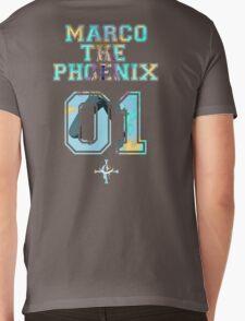 Marco The Phoenix  Mens V-Neck T-Shirt