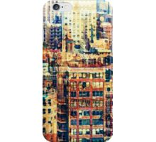 life in the city iPhone Case/Skin