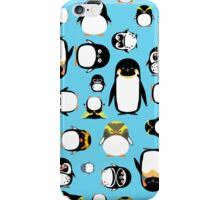 Know Your Penguins iPhone Case/Skin