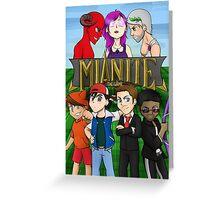 Mianite Greeting Card