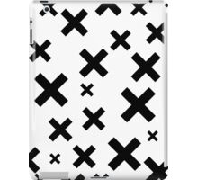 Multiply Black & White iPad Case/Skin