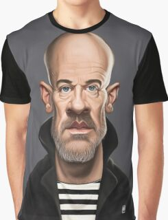 Celebrity Sunday - Michael Stipe Graphic T-Shirt