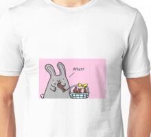 Easter Bunny Cannibal Unisex T-Shirt