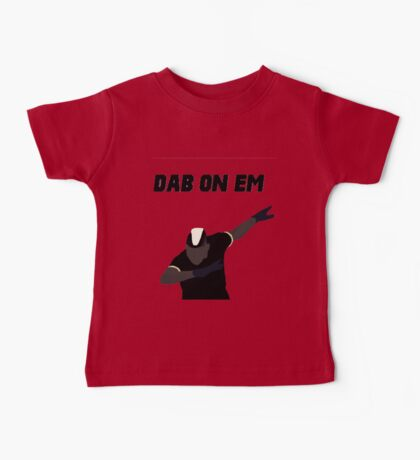 Pogba - Dab on Em Celebration minimalist Baby Tee