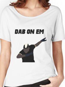 Pogba - Dab on Em Celebration minimalist Women's Relaxed Fit T-Shirt