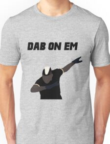 Pogba - Dab on Em Celebration minimalist Unisex T-Shirt