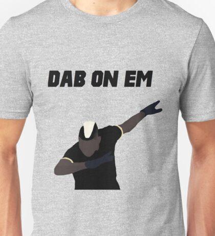 Pogba - Dab on Em Celebration minimalist Unisex T-Shirt