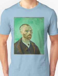 Vincent Van Gogh - Self-Portrait Dedicated to Paul Gauguin, 1888 Unisex T-Shirt