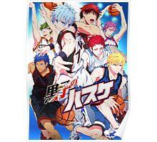 Kuroko no Basket - PLAY! Poster