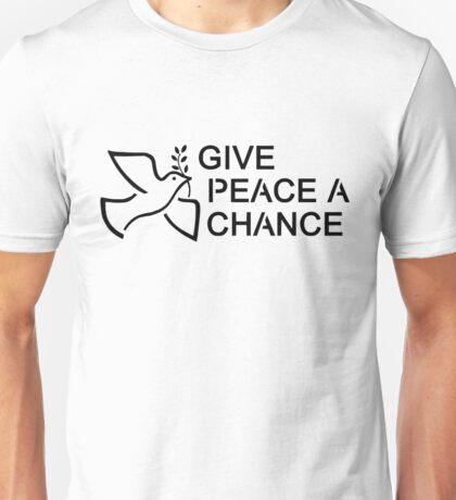 Beatles Hippie Peace Unisex T-Shirt