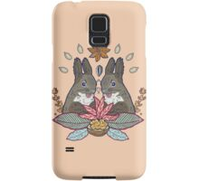 squirrel love Samsung Galaxy Case/Skin