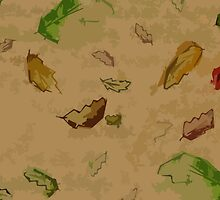 Oak Leaves 2 by annahannah