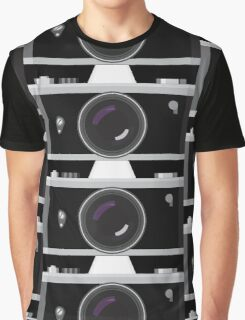 Analogic Camera Graphic T-Shirt
