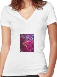 from RAW 3 Women's Fitted V-Neck T-Shirt