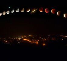 Red Moon by krzysztofdac