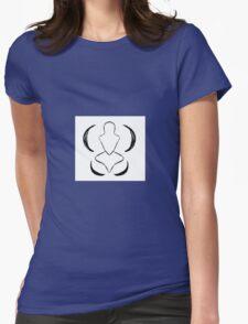 Labellum Logo Womens Fitted T-Shirt