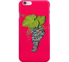 EYEBALL GRAPES OF WRATH iPhone Case/Skin
