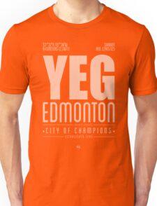 YEG - Edmonton Unisex T-Shirt