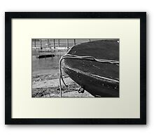 When The Bow Breaks Framed Print