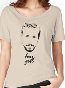 Ryan Gosling Hey Girl Women's Relaxed Fit T-Shirt